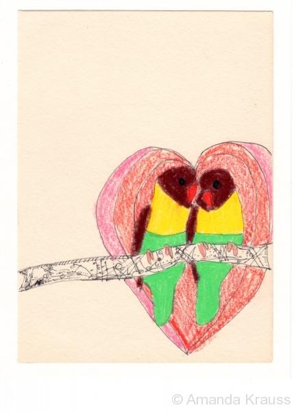 Love Birds002
