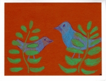 Two Birds in a Bush004