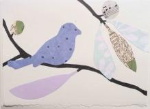 bird and vine III