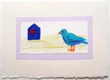 bird bird heart